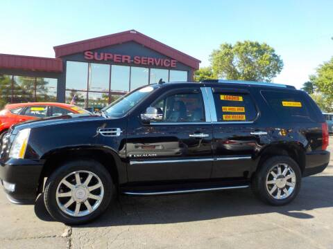 2009 Cadillac Escalade for sale at Super Service Used Cars in Milwaukee WI