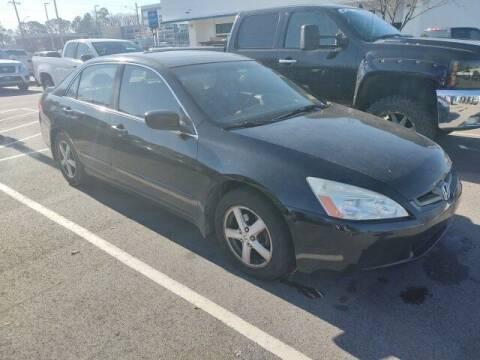 2003 Honda Accord for sale at Moke America of Virginia Beach in Virginia Beach VA