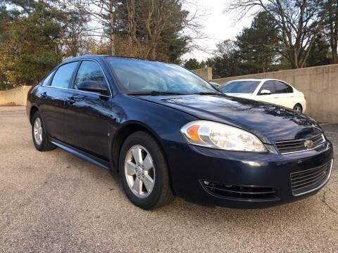 2009 Chevrolet Impala for sale at MILLENNIAL AUTO GROUP in Farmington Hills MI