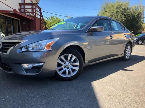 2014 Nissan Altima for sale at AUTOMEX in Sacramento CA