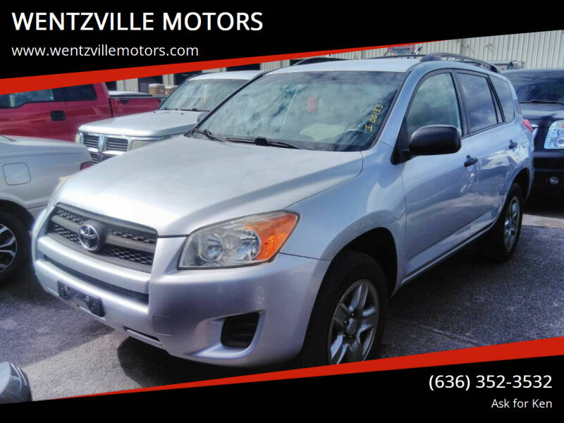2010 Toyota RAV4 for sale at WENTZVILLE MOTORS in Wentzville MO