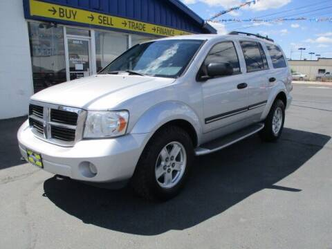 2008 Dodge Durango for sale at Affordable Auto Rental & Sales in Spokane Valley WA