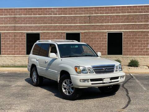 2004 Lexus LX 470 for sale at A To Z Autosports LLC in Madison WI