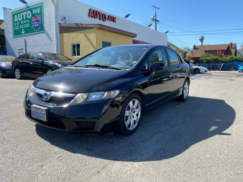 2011 Honda Civic for sale at Auto Ave in Los Angeles CA