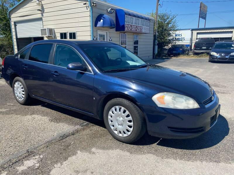 2008 Chevrolet Impala for sale at Silver Auto Partners in San Antonio TX