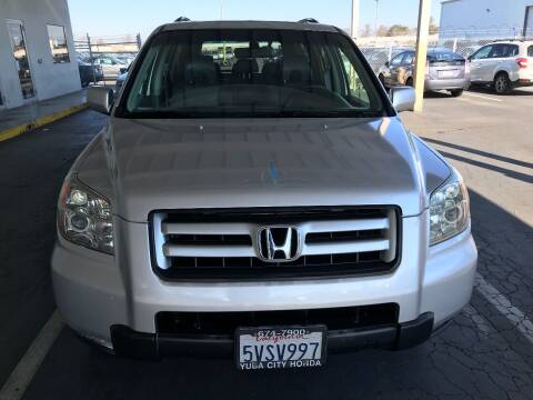 2006 Honda Pilot for sale at Auto Outlet Sac LLC in Sacramento CA