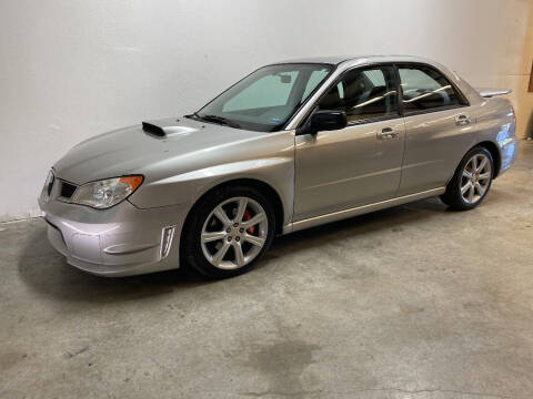 2007 Subaru Impreza for sale at Mel's Motors in Nixa MO