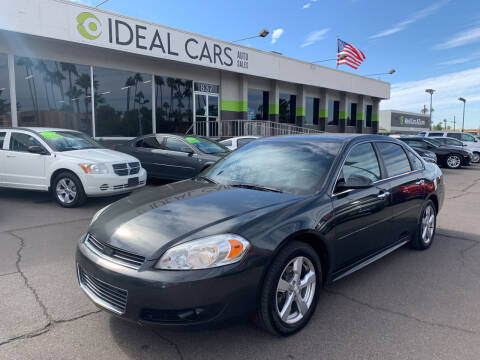 2013 Chevrolet Impala for sale at Ideal Cars in Mesa AZ