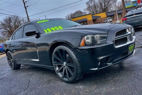 2014 Dodge Charger for sale at Island Auto in Grand Island NE