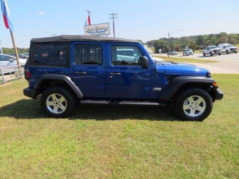 2018 Jeep Wrangler Unlimited for sale at DICK BROOKS PRE-OWNED in Lyman SC