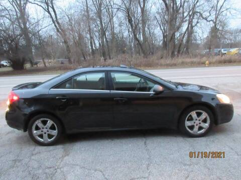 2008 Pontiac G6 for sale at Settle Auto Sales TAYLOR ST. in Fort Wayne IN
