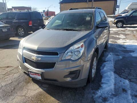 2012 Chevrolet Equinox for sale at ROYAL AUTO SALES INC in Omaha NE
