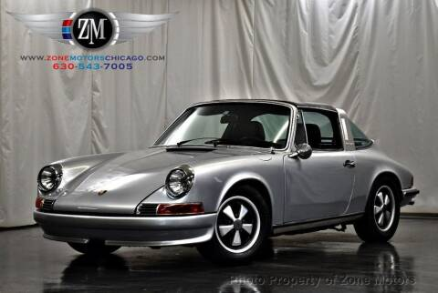 1971 Porsche 911 for sale at ZONE MOTORS in Addison IL