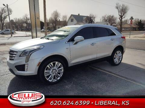 2019 Cadillac XT5 for sale at Lewis Chevrolet Buick Cadillac of Liberal in Liberal KS