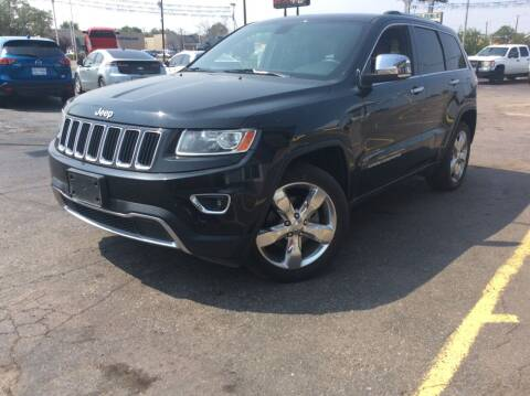 2014 Jeep Grand Cherokee for sale at Five Stars Auto Sales in Denver CO