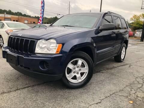 2006 Jeep Grand Cherokee for sale at Atlas Auto Sales in Smyrna GA