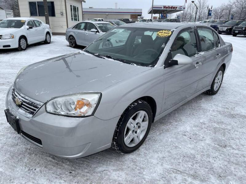 2008 Chevrolet Malibu Classic for sale at CHRISTIAN AUTO SALES in Anoka MN