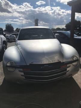 2004 Chevrolet SSR for sale at Top Gun Auto Sales, LLC in Albuquerque NM