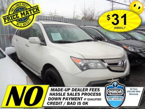 2007 Acura MDX for sale at AUTOFYND in Elmont NY