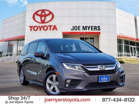 2019 Honda Odyssey for sale at Joe Myers Toyota PreOwned in Houston TX
