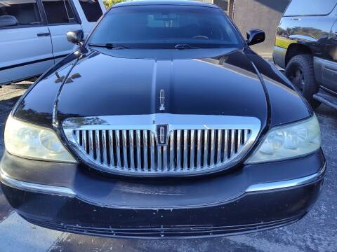 2010 Lincoln Town Car for sale at Celebrity Auto Sales in Port Saint Lucie FL