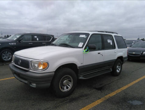 1999 Mercury Mountaineer for sale at HW Used Car Sales LTD in Chicago IL