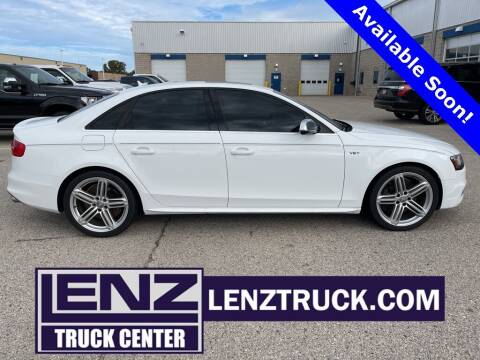 2013 Audi S4 for sale at Lenz Auto - Coming Soon in Fond Du Lac WI