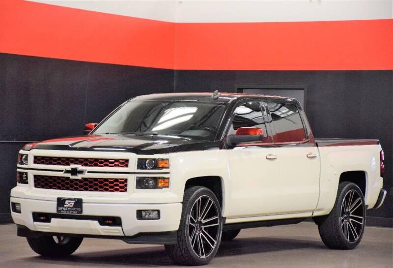 2015 Chevrolet Silverado 1500 for sale at Style Motors LLC in Hillsboro OR