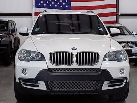 2008 BMW X5 for sale at Texas Motor Sport in Houston TX