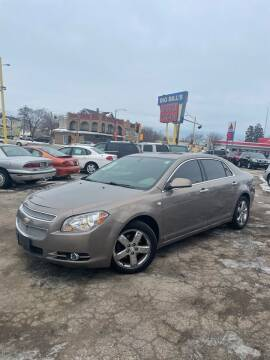 2008 Chevrolet Malibu for sale at Big Bills in Milwaukee WI