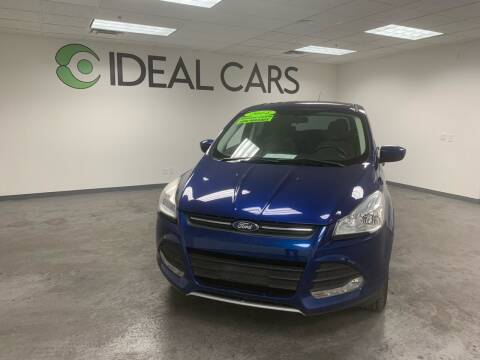 2014 Ford Escape for sale at Ideal Cars Broadway in Mesa AZ