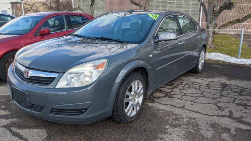 2009 Saturn Aura for sale at RP MOTORS in Canfield OH