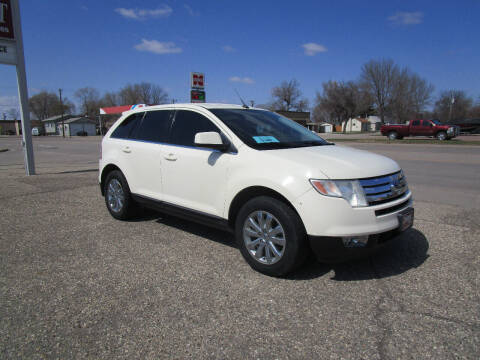 2008 Ford Edge for sale at Padgett Auto Sales in Aberdeen SD