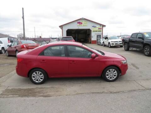 2013 Kia Forte for sale at Jefferson St Motors in Waterloo IA