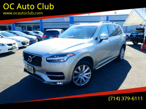 2017 Volvo XC90 for sale at OC Auto Club in Midway City CA