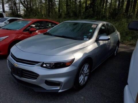 2018 Chevrolet Malibu for sale at Strosnider Chevrolet in Hopewell VA