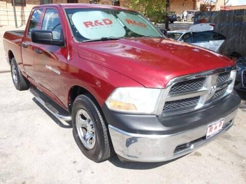 2011 RAM Ram Pickup 1500 for sale at R & D Motors in Austin TX