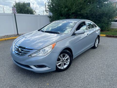 2011 Hyundai Sonata for sale at Giordano Auto Sales in Hasbrouck Heights NJ