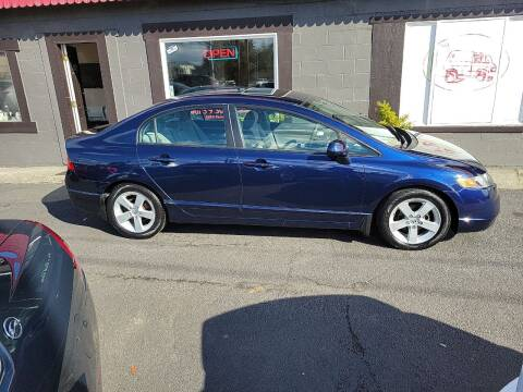 2006 Honda Civic for sale at Bonney Lake Used Cars in Puyallup WA