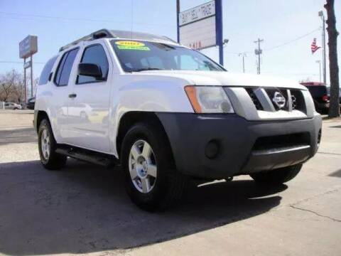 2007 Nissan Xterra for sale at AUTO BARGAIN, INC in Oklahoma City OK