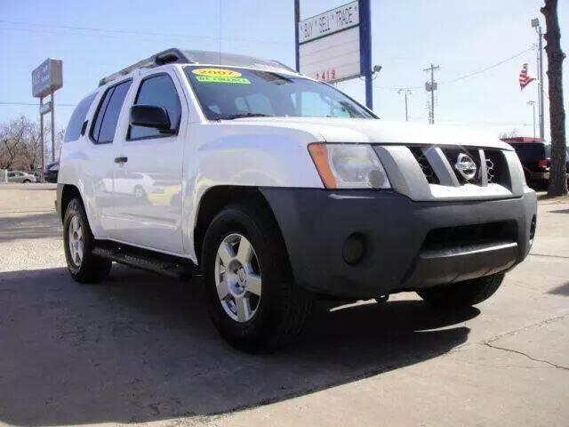 2007 Nissan Xterra for sale at AUTO BARGAIN, INC in Oklahoma City OK