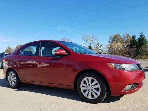 2010 Kia Forte for sale at CarNation Auto Group in Alliance OH