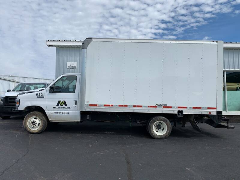 2019 Ford E-Series Chassis for sale at B & W Auto in Campbellsville KY