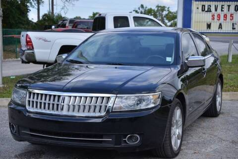 2008 Lincoln MKZ for sale at Motor Car Concepts II - Kirkman Location in Orlando FL