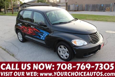 2008 Chrysler PT Cruiser for sale at Your Choice Autos in Posen IL