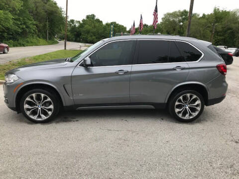 2016 BMW X5 for sale at Car Connections in Kansas City MO