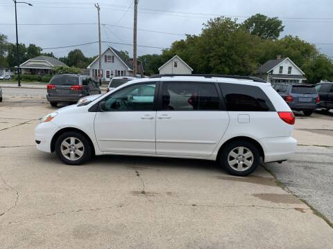 2008 Toyota Sienna for sale at Velp Avenue Motors LLC in Green Bay WI