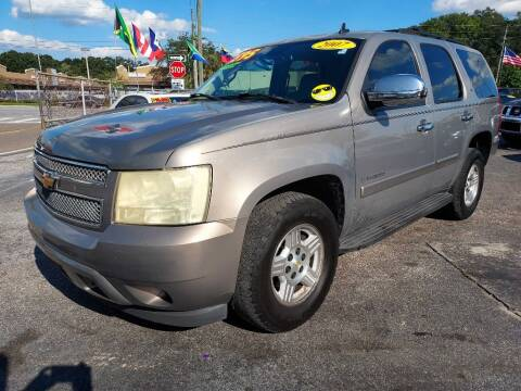 2007 Chevrolet Tahoe for sale at AUTO IMAGE PLUS in Tampa FL