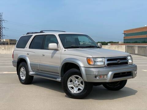 1999 Toyota 4Runner for sale at Car Match in Temple Hills MD