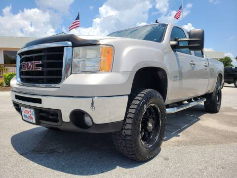 2009 GMC Sierra 2500HD for sale at Gary's Auto Sales in Sneads Ferry NC